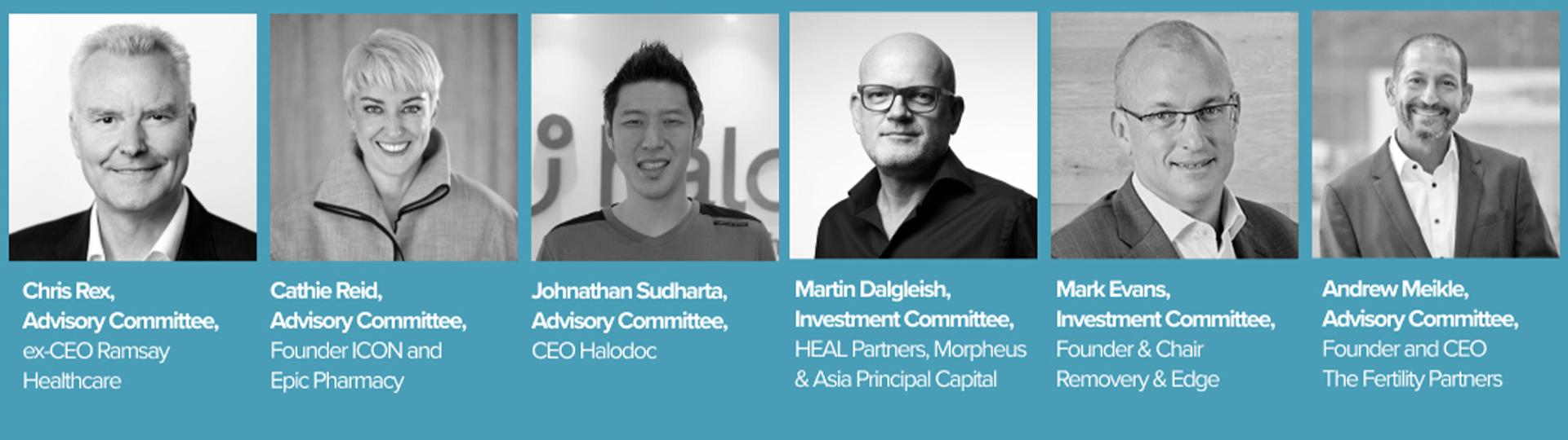 Heal Partners Speakers